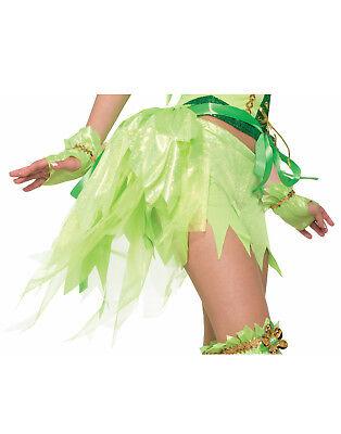 Miss Folletto Donna Adulto Trilly Campanellino Costume da Fata Verde Trambusto
