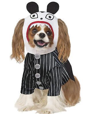 Gruseliges Teddy Haustier Nightmare Before Christmas Disney Halloween - Nightmare Before Christmas Halloween Kostüm