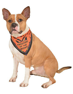 Creature Of The Night Pet Dog Cat Halloween Bandana Collar](Creatures Of The Night Halloween Costumes)