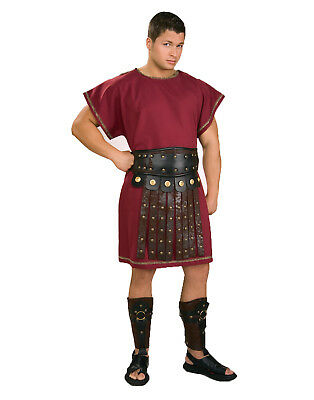 Roman Soldier Adult Apron & Belt Halloween Costume - Roman Soldier Halloween Costumes