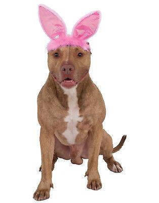 Haustier Pink Frühling Ostern Bunny Hase Hund Katze Kostüm EARS-M-L
