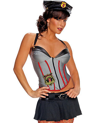 Playboy Mansion Security Babe Womens Sexy Dress Up Halloween Party Costume](Playboy Mansion Halloween Party Costumes)