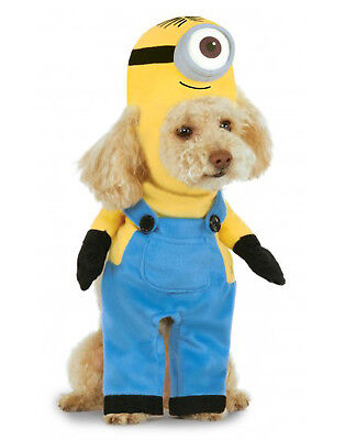 Despicable Me Pet Costume Walking Minion