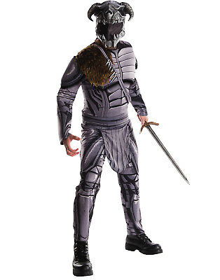 Wonder Woman Mens Deluxe Ares Dc Villain Adult Halloween Costume - Dc Villain Halloween Costumes