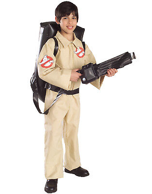 Boys Ghostbuster Ghost Busters Halloween Costume