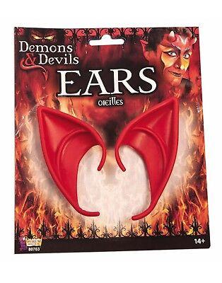 Demons And Devils Erwachsene Latex Roter Teufel Kostüm Zubehör - Engel Teufel Kostüm Zubehör