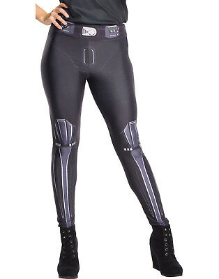 Star Wars Darth Vader Sith Adult Womens Leggings Yoga Pants-One Size