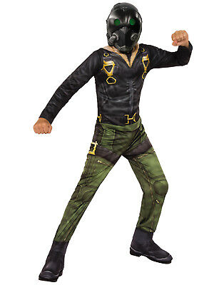 Spiderman Heimkehrer Jungen Geier Marvel Bösewicht Kinder Halloween Kostüm