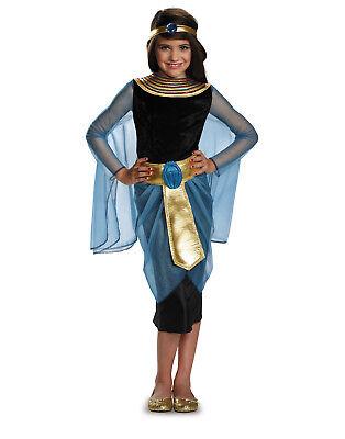 Kleopatra Ägyptisch Göttin Mädchen Kind Halloween Kostüm ()