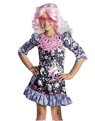 Monster High Viperine Gorgon Vampire Girls Medusa Tween Halloween Costume](Tween Monster Halloween Costumes)