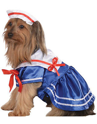 Sailor Girl Pet Dog Cat 4Th Of July Military Halloween Costume (Girl Dog Costumes Halloween)