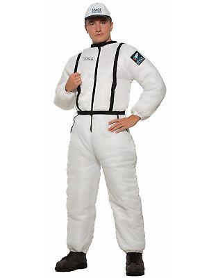 Space Explorer Mens Adult Astronaut Spaceman Halloween Costume-Std