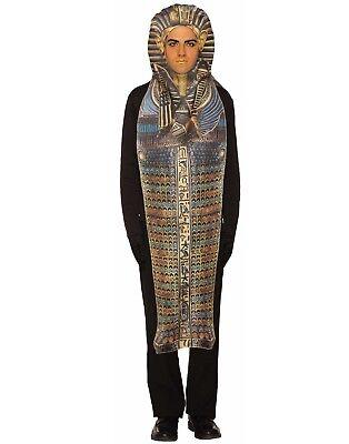 König Tut Herren Erwachsene Mumie Ägyptisch Halloween Kostüm (Erwachsene Mumie Kostüme)