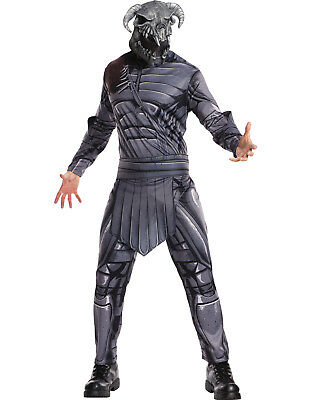 Wonder Woman Mens Ares Dc Villain God Adult Halloween Costume