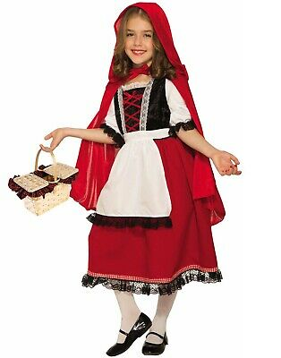 Deluxe Lil' Red Riding Hood - Child/Teen Costume](Red Riding Hood Costume Teenager)