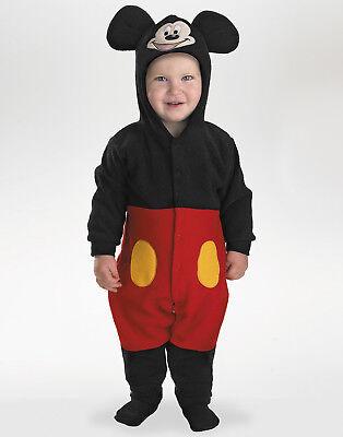 Mickey Maus Disney Baby Party Kostüm Kleinkinder (12-18 Mths - Mickey Kostüm Kleinkind