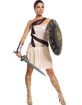 Wonder Woman Damen Deluxe Strand Schlacht Erwachsene Dc - Helden Kostüme Weiblich