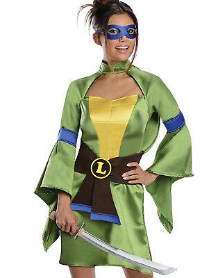 Teenage Mutant Ninja Turtles Sexy Leonardo Damen Halloween Party - Teenage Mutant Ninja Turtles Damen Kostüm