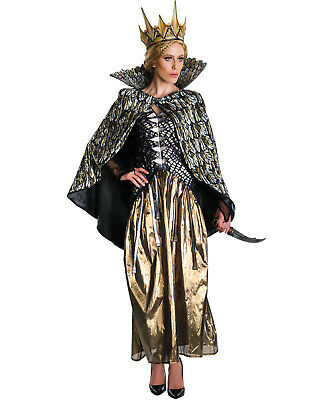 Queen Ravenna The Huntsman Winters War Evil Witch Womens Halloween - Queen Ravenna