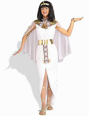 Cleopatra Egyptian Queen Of The Nile Sexy Adult Womens Halloween Costume Std - Egyptian Queen Costume