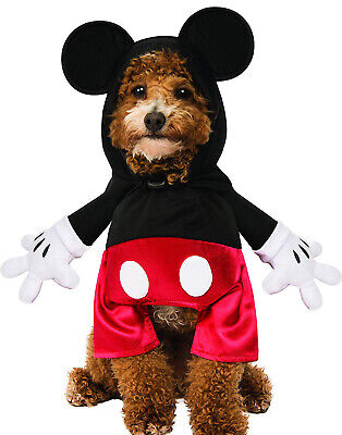 Mickey Mouse Clubhouse Pet Disney Character Halloween Costume](Halloween Costume Disney Characters)