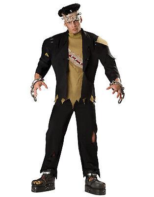 Frankenstein Monster Universal Studios Klassisch Herren Horror Halloween (Klassische Horror Kostüme)