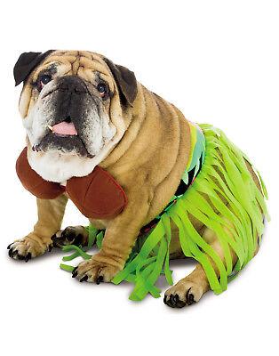 Luau Haustier Hund Katze Halloween Kostüm (Hawaii-kostüm Hund)