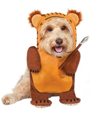 Star Wars Running Hunter Ewok Pet Dog Cat Halloween Costume
