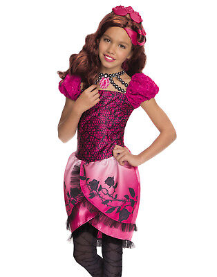 Ever After High Briar Beauty Girls Sleeping Beauty Princess Halloween Costume (Briar Beauty Halloween Costume)