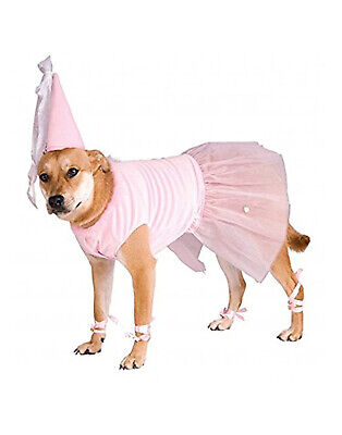 Big Dog Pretty Royal Princess Pink Pet Halloween - Pink Princess Hunde Kostüm