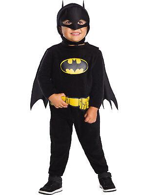 Dc Comics Batman Kleinkind Jungen Superheld Kostüm - Kleinkind Jungen Batman Kostüm