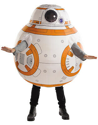 Star Wars das Erwachen der Macht Erwachsene Bb8 Aufblasbar Halloween Kostüm