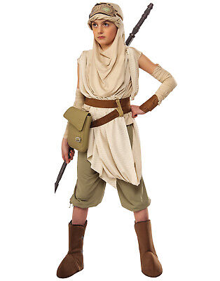 - Rey Star Wars Kostüm Cosplay