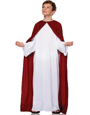Jesus Christus Jungen Religiös Biblisch Geburt Halloween Kostüm