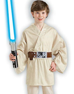 Star Wars Clone Wars Anakin Luke Skywalker Jungen Kinder Halloween Party Kostüm