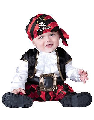 Cap'n Stinker Pirate Halloween Costume (Cap'N Stinker Pirate Infant Baby Boys Cute Halloween)