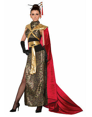 Dragon Empress Womens Adult Queen Ruler Halloween Costume-Std