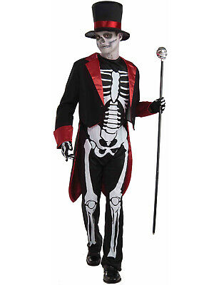 Jungen Teen Skelett Abiball Halloween Costume-Teen Junge (Junge Teen Jungs)