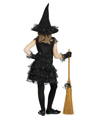 Glitter Witch Child Costume (Child Glitter Witch)
