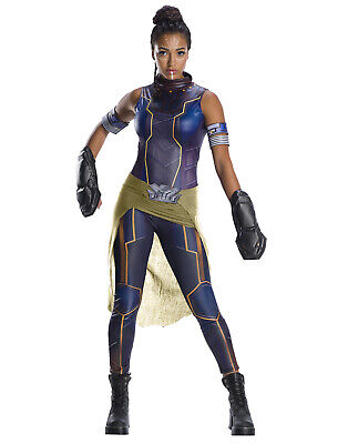 Avengers Womens Costumes (Shuri Avengers Endgame Womens Adult Secret Wishes Marvel Superhero)