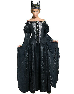 Snow White & The Huntsman Evil Queen Ravenna Womens Fancy Halloween Costume