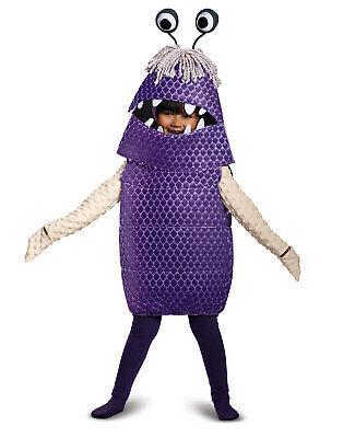 Disney Pixar Monsters Inc. Boo Toddler Girl Deluxe Halloween Costume-M