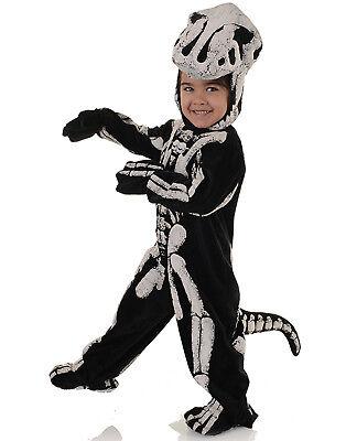 T-Rex Fossil Kleinkinder Kinder Extinct Dead Tyrannosaurus Halloween - Baby T Rex Kostüm
