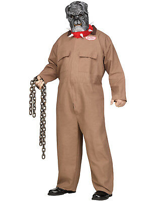 Junk Yard Scary Guard Dog Adult Mens Funny Halloween Costume](Funny Halloween Dogs)