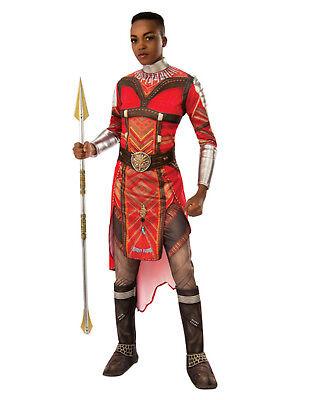 Black Panther Wakandas Dora Milaje Deluxe Womens Adult Costume](Dora Costume Adult)