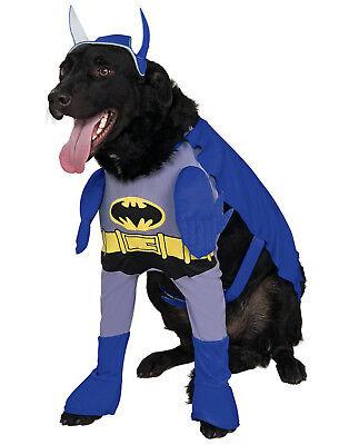 Dc Comics Batman Haustier Hund Katze Superheld Halloween Kostüm (Haustier Katze Kostüme Batman)