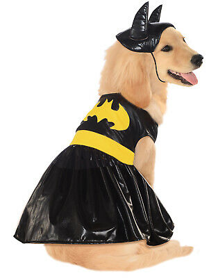 t Dog Cat Superhero Halloween Costume (Batgirl Kostüm Hund)