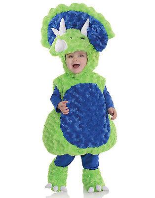 Dinosaurier Triceratops Dino Tier Kleinkinder Kinder Halloween (Dino Kleinkind Kostüm)