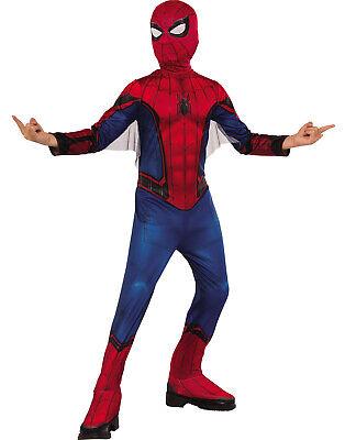 Spiderman Far From Home Spiderman Jungen Kind Marvel Superheld - Home Superhelden Kostüm
