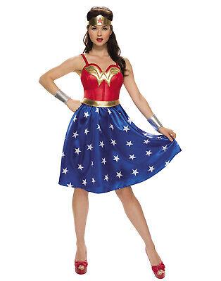 Dc Superhelden Wonder Woman Pin Up 15.2ms Erwachsene Halloween - Pin Up Halloween Kostüm